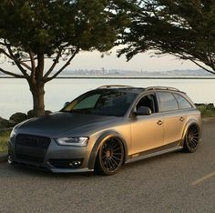 Audi A4 B8 Avant Allroad -low