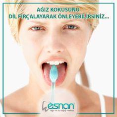 Ağız kokusunun kaynağı büyük ölçüde ağız içi ve dilin arka kısmındaki bakterilerden kaynaklanmaktadır. Bu nedenle her diş fırçalamadan sonra dili ve yanakların iç yüzlerini özel dil temizleyici aparey veya fırçalarla iyice temizlenmesi ağız kokusunu önlemede faydalı olacaktır. Özellikle oruç tutan kişilerde uzun süreli açlık nedeniyle tükürük akış miktarı azalmakta, bakterilerin üreme miktarı ise çoğalmaktadır. Bu nedenle Ramazan ayında ağız ve diş sağlığı daha da önem kazanmaktadır. Sahur…