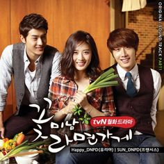 Flower Boy Ramen Shop. I had so many mixed emotions about who she should end up with!!!