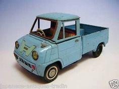 RARE Japanese Antique Vintage Classic Retro T360 Car HONDA B89 TRUCK Tin Toy