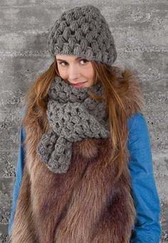 Mütze häkeln - Selberstricken: Schönes für kalte Tage - gofeminin.de