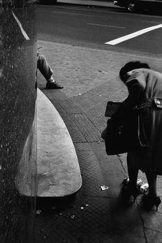 Santiago,Chili | by Sergio Larrain, c.1963