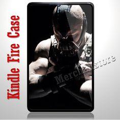 Batman The Dark Night Rises Bane Face Kindle Fire Case | Merchanstore - Accessories on ArtFire