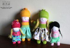 Donda, sock dolls