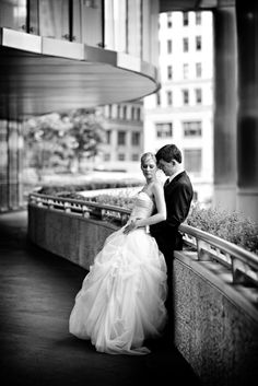 Chicago Wedding at the Ivy Room at Tree Studios by Kevin Weinstein Photography