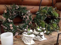 Kerstkransen BLOM BLoemwerk Op Maat #Wageningen