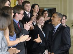 Obama accuses Congress of 'playing chicken' with student-loan rates (Photo: Susan Walsh / AP)