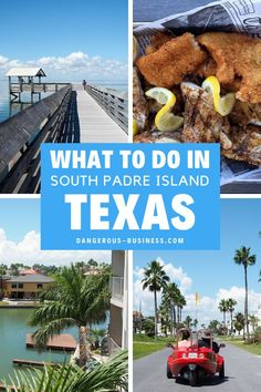 South Padre Island may be known as a spring break party destination, but there is so much more to this Texas island than just partying! Check out this list for 10 unique things to do on South Padre Island. You'll learn about what to see and what to do including snorkeling, jumping on a paddle board, scoping out great hotels and restaurants, and so much more. Grab your packing list and prepare to take lots of pictures because South Padre is always beautiful. #Texas #SouthPadreIsland #TX