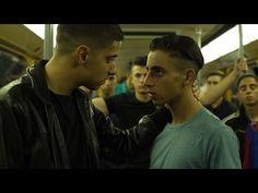 16) Wat ik nog wil meegeven is de trailer van de film Black. De nieuwe film van Adil El Arbi en Bilall Fallah. Ik maakte gebruik van foto's van in de film omdat het zo een betere kijk geeft op het verhaal.