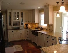 pictures of white country kitchens | Country Cabinets has been in business since