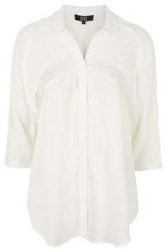 **Ivory Blouse by Goldie