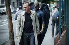 """Michael Keaton and his latest film, """"Birdman,"""" will likely claim prizes at this year's Academy Awards."""
