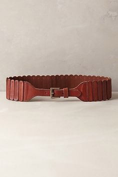 Tabbed Corset Belt #AnthropologieEu