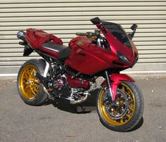 Ducati Multistrada by Extreme Creations