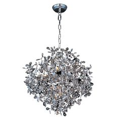 Maxim Lighting's Comet 10-Light Pendant encompasses the statement JEWELRY FOR THE HOME!!!!