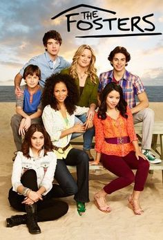 The Fosters - IM 100% ADDICTED TO THIS SHOW I love what goes on between Callie and Wyatt❤