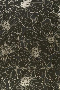 Indra | Papier peint des années 70