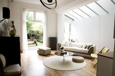SHOOTFACTORY: london houses / avenue, london N8