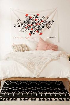 Kris Chau X UO Universal Offerings Tapestry