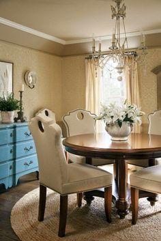House of Turquoise: K. Lewis Interior Design