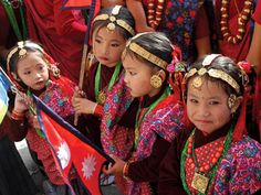 Native people of Nepal are divided into three different religious ...