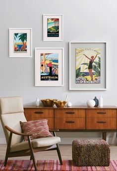 Get the look with art that speaks to your style.