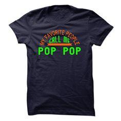 Call me pop pop