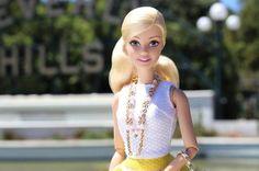 Perfil da boneca Barbie faz sucesso na internet Instagram/Reprodução