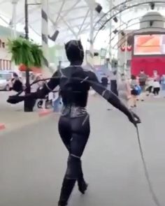 Catwoman Cosplay, Dc Cosplay, Harley Quinn Cosplay, Pokemon Cosplay, Cosplay Dress, Best Cosplay, Halloween Costumes Women Creative, Cool Costumes, Cosplay Costumes