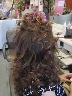 José Manuel #hairdressing #peluquero #peluqueria #recogido #boda #wedding #talaveralanueva #events #people