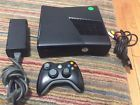 Microsoft Xbox 360 S 4 GB Matte Console Video Game System Bundle 250GB HDD