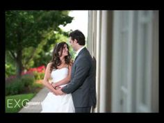 ▶ Woodlands at the Greens Wedding Photos by EXO Photography - YouTube  Wedding photography, wedding photos, bride wearing a J Crew wedding dress
