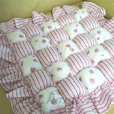 Объемные подушки