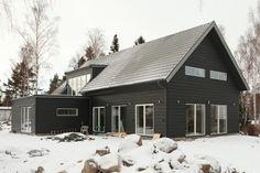 svart hus - Sök på Google