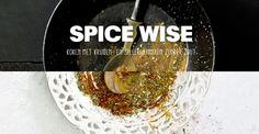 Spice Wise | Zoutloos koken met kruiden- en specerijenmixen Other Recipes, Dressings, Zz, Spices, Olie, Holland, Website, Vanilla, The Nederlands