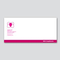 Quick Tip: Designing a Basic Compliment Slip with InDesign Business Stationary, Stationary Design, Business Branding, Corporate Identity, Business Cards, Compliment Slip, Retail Branding, Letterhead Design, Illustrator Tutorials