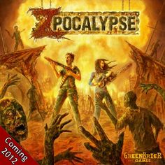 Zpocalypse by Greenbrier Games