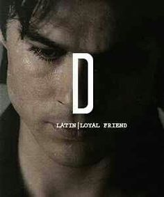 #TVD - #DamonSalvatore