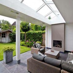 Outdoor Pergola, Outdoor Rooms, Outdoor Living, Outdoor Decor, Veranda Design, Veranda Magazine, Australia House, Patio Enclosures, Small Terrace