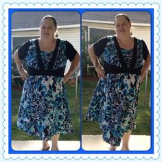 DRESS PLUS SIZE BEAUTY This is NWT & retails at 135$ Beautiful plus size dress. Bust measures 52 inches and beyond that it flows down. Total length from shoulders down is 45.5. I'm 5 ft 3 and the picture shows how it hangs on me. ❌NO TRADES NO PP❌ Bundle 2 or more listings for 15% off. IGIGI Dresses