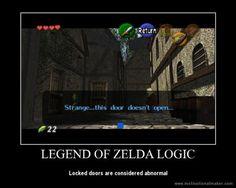 Zelda logic