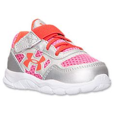 Girls' Toddler Under Armour Engage BL Running Shoes
