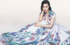 blog-girl-on-film:  Fan Bingbing bySun Jun   Vogue Taiwan.September 2015