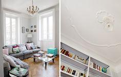 Restyling fai da te: decorare con gli stucchi