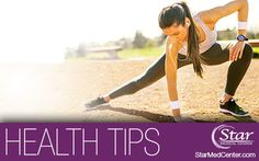 Before any activity, whether it's a marathon, #exercise or sports game, be sure to spend at least 5 - 10 minutes stretching and warming up both before and after the event. Tight muscles that haven't been warmed up can place added stress on your tendons, bones and joints, making them more prone to injury. #HealthTips #Exercise #Fitness #Wellness