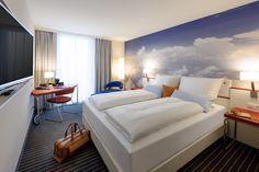 Dreamy Bedroom in the Comfort Hotel Friedrichshafen. #Friedrichshafen #Germany  #ComfortHotel Booking Link: http://www.choicehotels.de/de/comfort-hotel-friedrichshafen-friedrichshafen-hotel-ge212?promo=icpingeabcge212