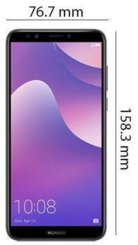 هواوي Y7 برايم 2018 بشريحتي اتصال 32 جيجا 3 جيجا رام الجيل الرابع ال تي اي اسود Samsung Galaxy Phone Galaxy Phone Phone
