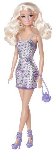 Fashion Glitter-Barbie Doll Glamour Style With Purple Dress New Fashion Glitter http://www.amazon.com/dp/B005QKGIKK/ref=cm_sw_r_pi_dp_Qq0Gub0BV63ZJ