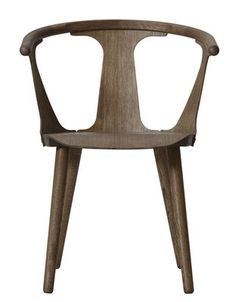 In Between Armchair - Oak Smoked oak by And Tradition - Design furniture and decoration with Made in Design