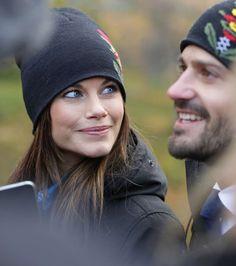 Princess Sofia & Prince Carl Philip Visit Dalarna - Day-2